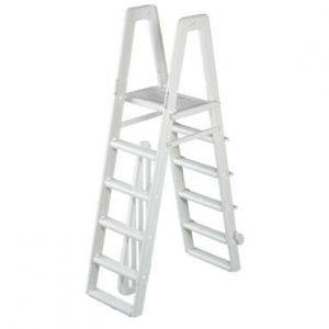 A-Frame 54 inch Above Ground Ladder