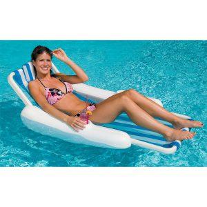 SunChaser Molded Float Chair