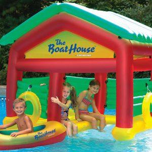 """Swimline """"The Boathouse"""" Pool Float"""