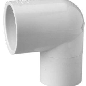1.5 inch PVC 90 Degree Street Elbow SPG / Slip