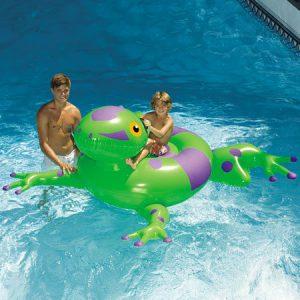 Swimline Giant Frog Pool Float