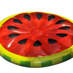Swimline Watermelon Slice Island Pool Float