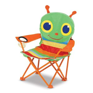 Happy Giddy Child's Outdoor Chair from Melissa & Doug