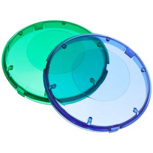 Plastic Light Lens Cover (Pack of 2)