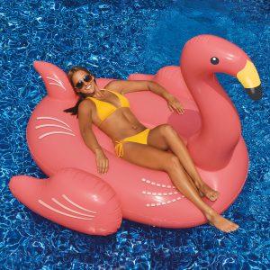 Swimline Giant Flamingo Pool Float