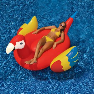 Swimline Giant Parrot Pool Float