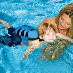 Swimline Aqua Coach Bubble Back Trainer
