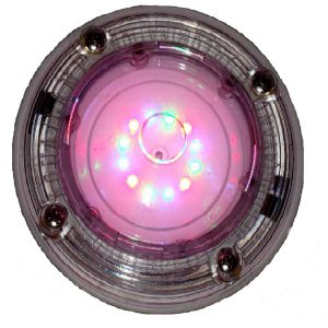 Aqualamp Rainbow Rays One Inground Pool In Wall Low Voltage Light System