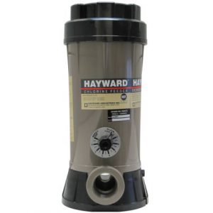 Hayward 9 LB In Line Chemical Feeder
