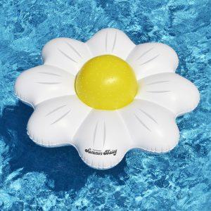 Swimline Daisy Floating Ring and Ball Combo Set