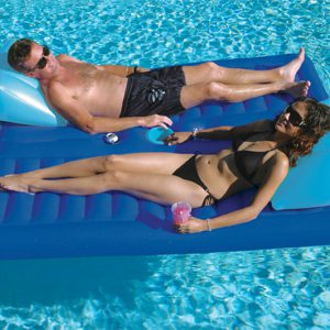 Swimline Face to Face Deluxe Lounge Chair