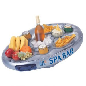Floating Inflatable Spa Bar