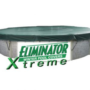 24 Round Eliminator Xtreme Pool Winter Cover
