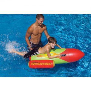 Swimline Dive Rocket Pool Toy