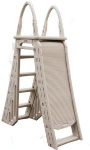 Roll Guard A-Frame Safety Ladder