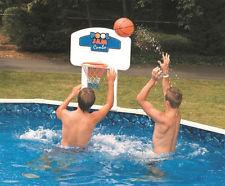 Swimline Above Ground Pool Jam Basketball/Volleyball Combo