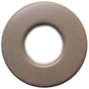 Stainless Steel Escutcheon Plate for 1.90 Inch Outside Diameter Rail