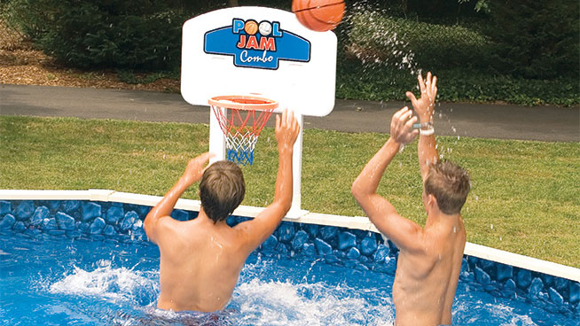Pool Baksetball Net