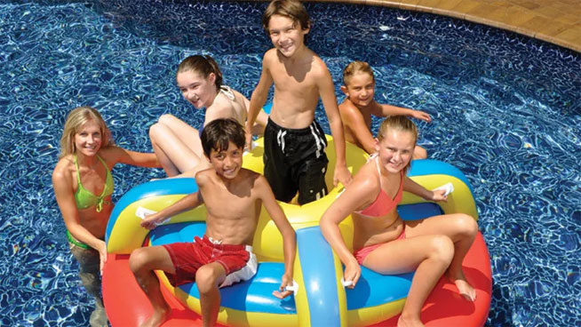 Swimline Cyclone Spinner Pool Float