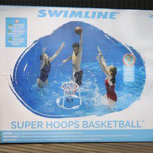 Super Hoops Basketball Pool Game