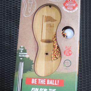 Tee Toss Golf Game