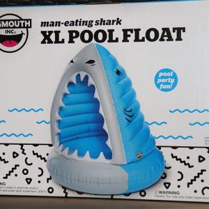 Shark Mouth Pool Floatie