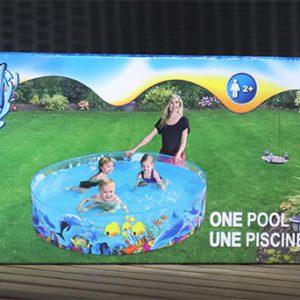 H20 Go Portable Kids Pool