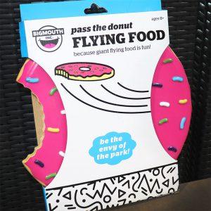 Flying Food Donut