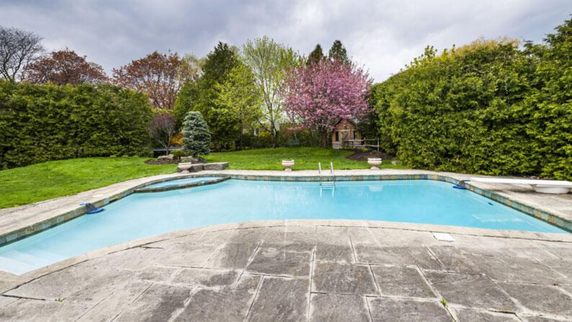 energy efficient pool