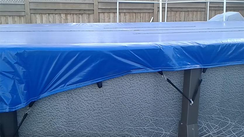 Winter pool cover eliminator brand